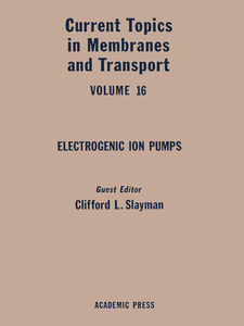 Ebook in inglese CURR TOPICS IN MEMBRANES & TRANSPORT V16 -, -