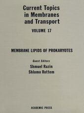 CURR TOPICS IN MEMBRANES & TRANSPORT V17
