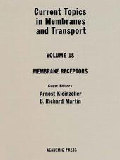 CURR TOPICS IN MEMBRANES & TRANSPORT V18