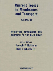 Ebook in inglese CURR TOPICS IN MEMBRANES & TRANSPORT V19 -, -