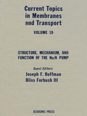 CURR TOPICS IN MEMBRANES & TRANSPORT V19