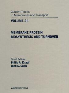 Foto Cover di CURR TOPICS IN MEMBRANES & TRANSPORT V24, Ebook inglese di  edito da Elsevier Science