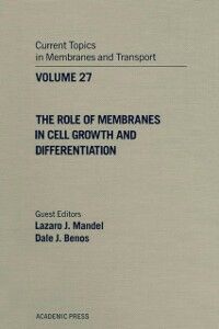 Ebook in inglese CURR TOPICS IN MEMBRANES & TRANSPORT V27 -, -