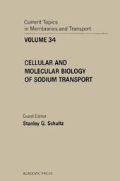 CURR TOPICS IN MEMBRANES & TRANSPORT V34