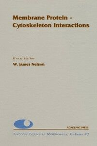Ebook in inglese Membrane Protein-Cytoskeleton Interactions