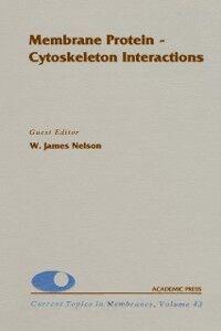 Foto Cover di Membrane Protein-Cytoskeleton Interactions, Ebook inglese di  edito da Elsevier Science