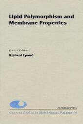 Lipid Polymorphism and Membrane Properties