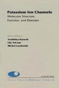 Ebook in inglese Potassium Ion Channels: Molecular Structure, Function, and Diseases -, -