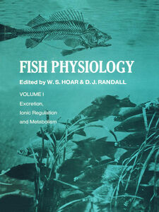 Ebook in inglese Fish Physiology, Volume 1 -, -