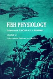 FISH PHYSIOLOGY V6