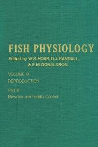 Foto Cover di FISH PHYSIOLOGY V9B, Ebook inglese di  edito da Elsevier Science