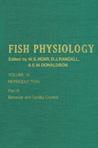 Ebook in inglese FISH PHYSIOLOGY V9B -, -