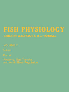 Foto Cover di Fish Physiology, Volume 10, Part A, Ebook inglese di  edito da Elsevier Science