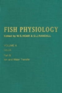Ebook in inglese FISH PHYSIOLOGY V10B -, -