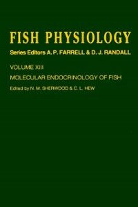 Ebook in inglese Molecular Endocrinology of Fish Unknown, Author