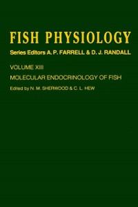 Ebook in inglese Molecular Endocrinology of Fish -, -