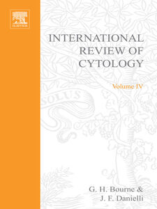 Foto Cover di INTERNATIONAL REVIEW OF CYTOLOGY V4, Ebook inglese di  edito da Elsevier Science