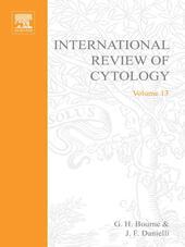 INTERNATIONAL REVIEW OF CYTOLOGY V13