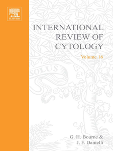Ebook in inglese INTERNATIONAL REVIEW OF CYTOLOGY V16 -, -