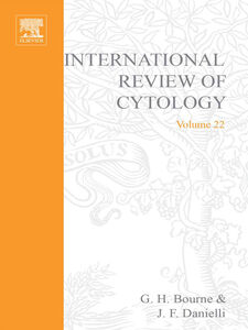 Ebook in inglese INTERNATIONAL REVIEW OF CYTOLOGY V22 -, -