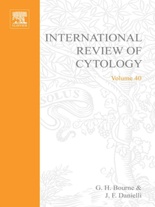 Ebook in inglese INTERNATIONAL REVIEW OF CYTOLOGY V40 -, -
