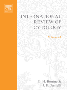 Ebook in inglese INTERNATIONAL REVIEW OF CYTOLOGY V43 -, -