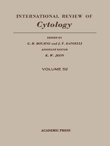 Ebook in inglese INTERNATIONAL REVIEW OF CYTOLOGY V52 -, -