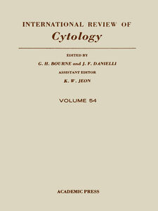 Foto Cover di INTERNATIONAL REVIEW OF CYTOLOGY V54, Ebook inglese di  edito da Elsevier Science