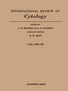 Foto Cover di INTERNATIONAL REVIEW OF CYTOLOGY V55, Ebook inglese di  edito da Elsevier Science