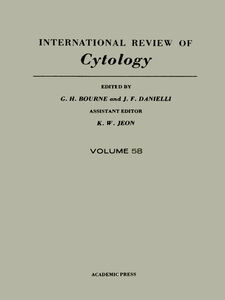 Foto Cover di INTERNATIONAL REVIEW OF CYTOLOGY V58, Ebook inglese di  edito da Elsevier Science