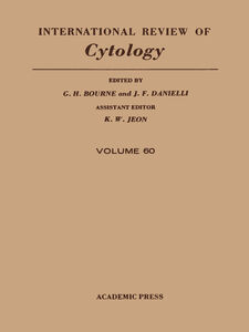 Foto Cover di INTERNATIONAL REVIEW OF CYTOLOGY V60, Ebook inglese di  edito da Elsevier Science