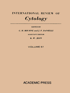 Ebook in inglese INTERNATIONAL REVIEW OF CYTOLOGY V61 -, -