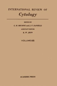 Ebook in inglese INTERNATIONAL REVIEW OF CYTOLOGY V65 -, -