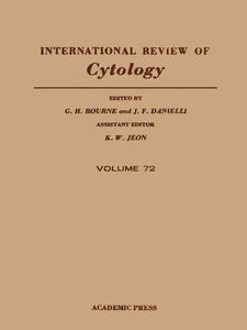 Ebook in inglese INTERNATIONAL REVIEW OF CYTOLOGY V72 -, -