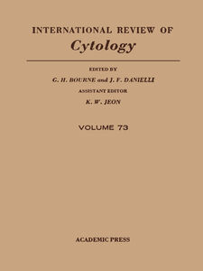 Ebook in inglese INTERNATIONAL REVIEW OF CYTOLOGY V73 -, -