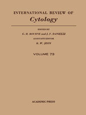 INTERNATIONAL REVIEW OF CYTOLOGY V73