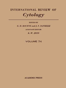 Ebook in inglese INTERNATIONAL REVIEW OF CYTOLOGY V74 -, -
