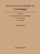 INTERNATIONAL REVIEW OF CYTOLOGY V74