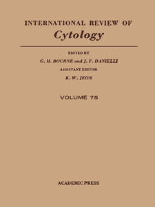 Foto Cover di INTERNATIONAL REVIEW OF CYTOLOGY V75, Ebook inglese di  edito da Elsevier Science