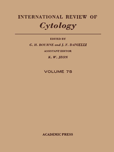 Ebook in inglese INTERNATIONAL REVIEW OF CYTOLOGY V75 -, -