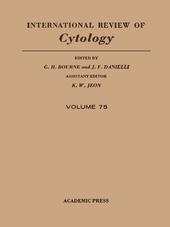INTERNATIONAL REVIEW OF CYTOLOGY V75