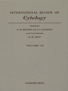 Ebook in inglese INTERNATIONAL REVIEW OF CYTOLOGY V79 -, -