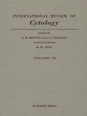 INTERNATIONAL REVIEW OF CYTOLOGY V79