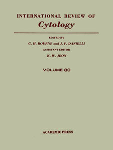 Ebook in inglese INTERNATIONAL REVIEW OF CYTOLOGY V80 -, -
