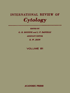Ebook in inglese INTERNATIONAL REVIEW OF CYTOLOGY V81 -, -
