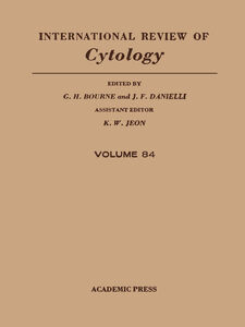Ebook in inglese INTERNATIONAL REVIEW OF CYTOLOGY V84 -, -