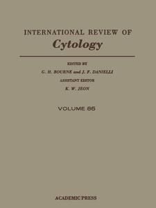 Ebook in inglese INTERNATIONAL REVIEW OF CYTOLOGY V86 -, -