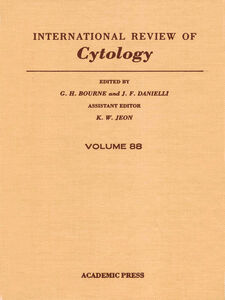 Ebook in inglese INTERNATIONAL REVIEW OF CYTOLOGY V88