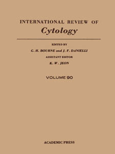 Ebook in inglese INTERNATIONAL REVIEW OF CYTOLOGY V90 -, -