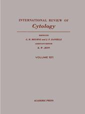 INTERNATIONAL REVIEW OF CYTOLOGY V101